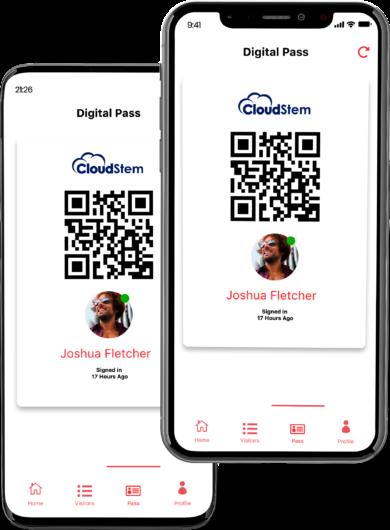 Employee Digital Pass